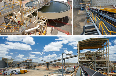 Daunia Mine, Queensland - Coal Handling and Preparation Plant SMP&EI Installation