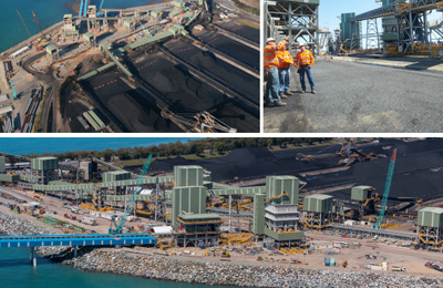 Hay Point Coal Terminal, Queensland - HPX3 Project Onshore and Offshore Works