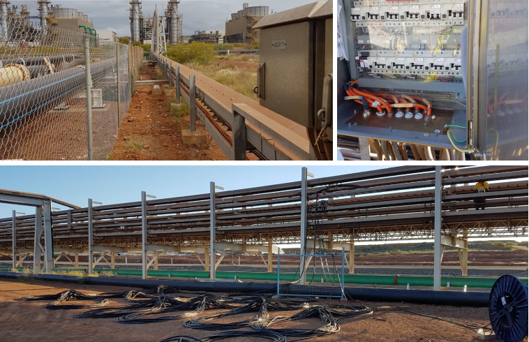 Cape Preston, Western Australia- Process Plant Electrical Commissioning