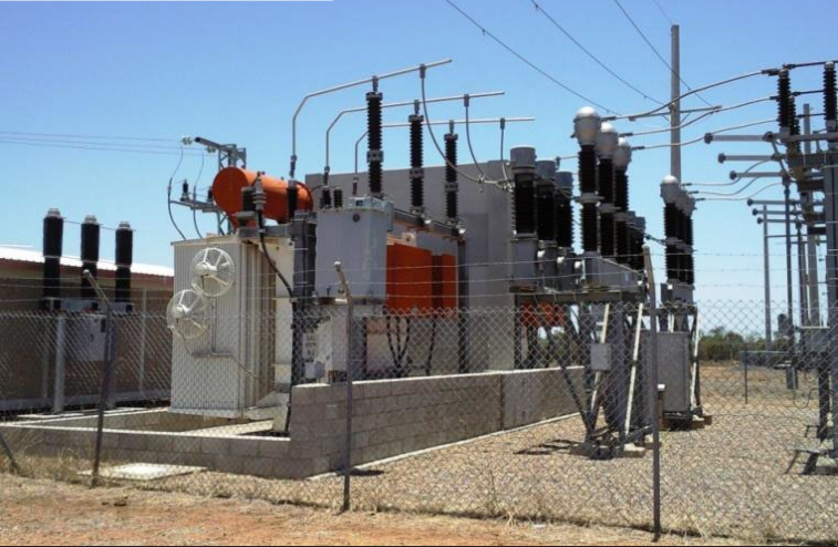 Curragh Mine, Queensland - Power system upgrade project