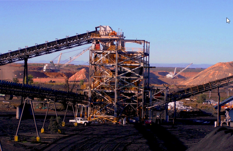 Goonyella Riverside Mine, Queensland - Coal Handling Plant Maintenance Shutdown