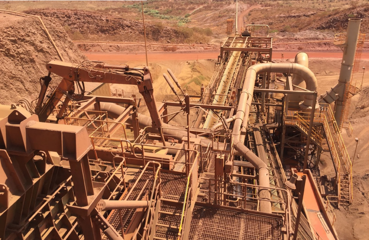 Paraburdoo Mine, Western Australia - Dust Mitigation and Study Works